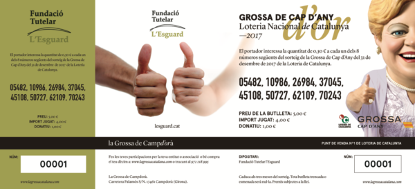 Participacions de la Grossa fundació Esguard