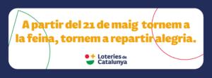 Nueva fecha para el sorteo de La Grossa de Sant Jordi