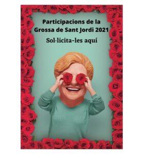 Particiapcions de la Grossa de Sant Jordi 2021